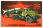 1-72-ZIL-131-with-SA-2-SAM-Missile-and-Trailer
