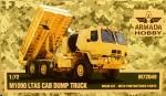 1-72-M1090-LTAS-Cab-Dump-Truck-resin-kit-and-PE