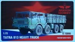 1-72-TATRA-813-Heavy-Truck-resin-kit-and-PE