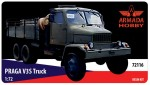 1-72-PRAGA-V3S-Truck-resin-kit