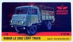 1-72-ROBUR-LO-2002-Light-Truck-resin-kit-w-PE