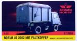 1-72-ROBUR-LO-2002-w-Faltkoffer-resin-kit-w-PE