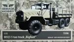 1-72-M923-5ton-truck-BIGFOOT-resin-kit-w-PE