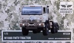 1-72-M1088-FMTV-Tractor-resin-kit-and-PE-parts
