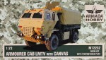 1-72-LMTV-Armoured-Cab-w-Canvas-resin-kit-and-PE