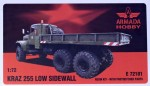 1-72-KRAZ-255-Low-Sidewall-resin-kit-w-PE