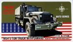 1-72-M54-5-ton-Truck-w-Canvas-resin-kit-w-PE
