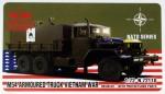 1-72-M54-Armoured-Truck-Vietnam-War-resin-w-PE
