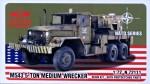 1-72-M543-5-ton-Medium-Wrecker-resin-kit-w-PE