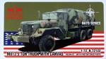 1-72-M813-5-ton-Truck-w-Canvas-resin-kit-w-PE