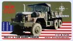 1-72-M817-5-ton-Dump-Truck-resin-kit-w-PE