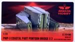 1-72-PMP-3-Coastal-Pt-Pontoon-Bridge-x2-resin+PE