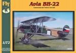 1-72-Avia-BH-22-Czechoslovak-Trainer-Aircraft