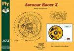 1-72-Avrocar-Racer-X-3-Duzi-Modell