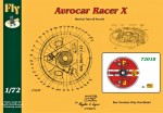 1-72-Avrocar-Racer-X-4-RS-Models