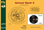 1-72-Avrocar-Racer-X-70-Artillery-models