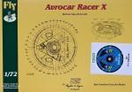 1-72-Avrocar-Racer-X-11-Jet-Zodiaco