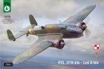 1-72-PZL-37A-bis-Los-Polish-Twin-engined-Bomber