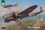 1-72-PZL-37B-Los-Polish-Twin-engined-Medium-Bomber