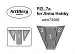 1-72-Masks-for-PZL-7a-ARMA-HOBBY