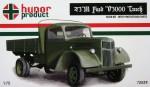 1-72-43M-Ford-V3000-Truck-resin-kit