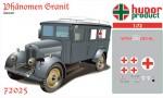 1-72-Phanomen-Granit-Ambulance-resin-kit+decals