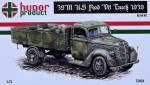 1-72-39M-US-Ford-V8-Truck-1939-resin-kit