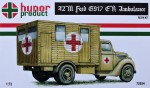 1-72-42M-Ford-G917-EK-Ambulance-Front-Version