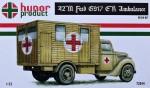 1-72-42M-Ford-G917-EK-Ambulance-Front-Version