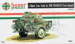 1-72-Two-wheels-Tank-Trailer-with-35M-ANSALDO-Tank