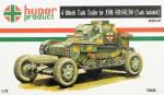 1-72-Four-wheels-Tank-Trailer-w-35M-ANSALDO-Tank