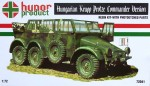 1-72-Krupp-Protze-Hungarian-Commander-Version