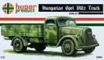 1-72-Hungarian-Opel-Blitz-Truck-resin-kit