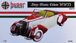 1-72-Steyr-Glaser-Cabrio-WWII-resin-kit
