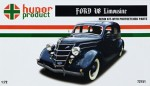 1-72-Ford-V8-Limousine-resin-kit-and-PE-set