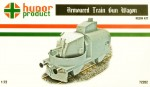 1-72-Armoured-Train-Gun-Wagon-resin-kit