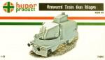 1-72-Armoured-Train-Gun-Wagon-resin-kit