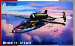 1-72-Heinkel-He-162-Spatz-German-WWII-Jet-Fighter