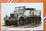 1-72-Sd-Kfz-11-Leichter-Zugkraftwagen-3t