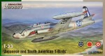 1-32-T-33-Japanese-and-South-American-T-Birds