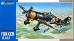 1-48-Fokker-D-XXI-3-sarja-with-Mercury-Engine
