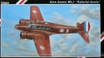 1-48-Avro-Anson-Mk-I-Colorful-Annie