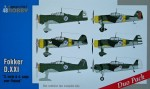 1-48-Fokker-D-XXI-3-and-4-s-over-Finland-DUO-PACK