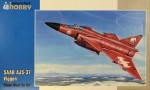 1-48-SAAB-AJS-37-Viggen-Show-Must-Go-On