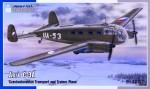 1-48-Aero-C-3A-Czechoslov-Transport-and-Trainer-Plane