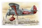 1-72-Polikarpov-I-15-Red-Stars