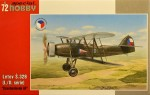 1-72-Letov-S-328-I-II-series-Czechoslovak-AF