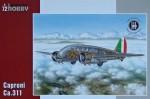 72mm-Caproni-Ca-311-Italian-Royal-AirForce