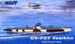1-72-CV-707-Vesikko-Finnish-U-Boat-WWII