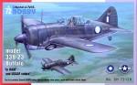 1-72-model-339-23-Buffalo-RAAF-and-USAAF-colors